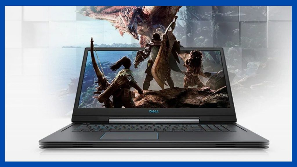 """Dell Launches New Gaming Laptop """"Dell G7 17"""": Know Price & Specifications."""