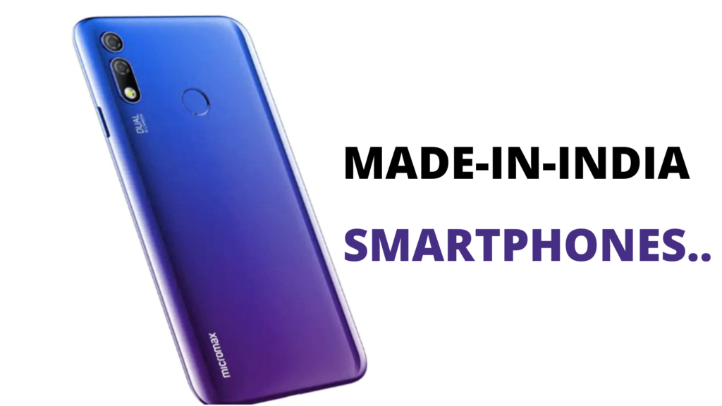 Made-In-India: This Indian Mobile Company Is Bringing 3 New Smartphones...