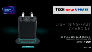 New Mi India Standard Fast Charger: Know Price & Specifications...