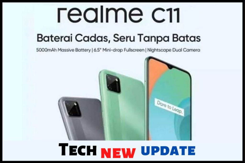 Realme C11 Launch, Know These Special Features, Price, And Specification