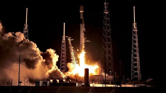 3 SKYSAT, 58 STARLINK SATELLITES: FLY DURING FIRST SPACEX RIDESHARE LAUNCH