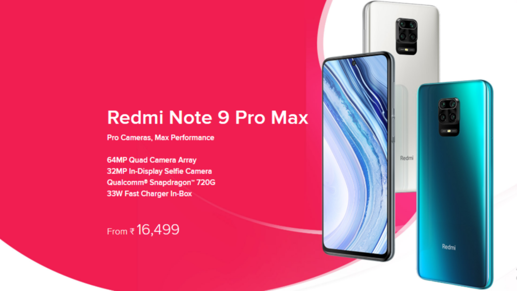 Xiaomi Redmi 9Pro Max: Sale At 12 PM, Price, Specifications....