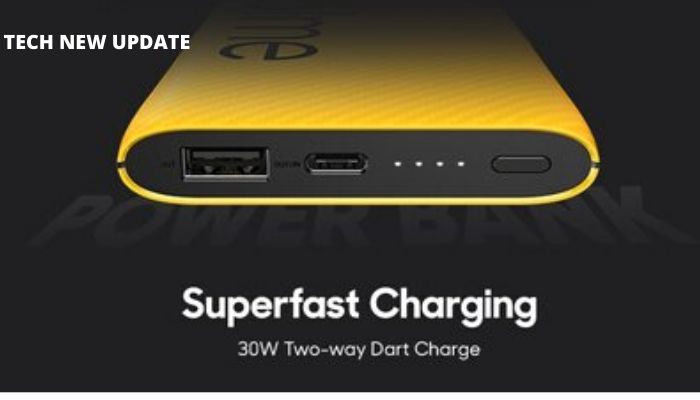 Realme new power bank launch next week