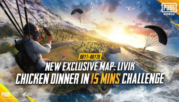 """PUBG Mobile New Update: The fun will be doubled with """"livik map""""..."""